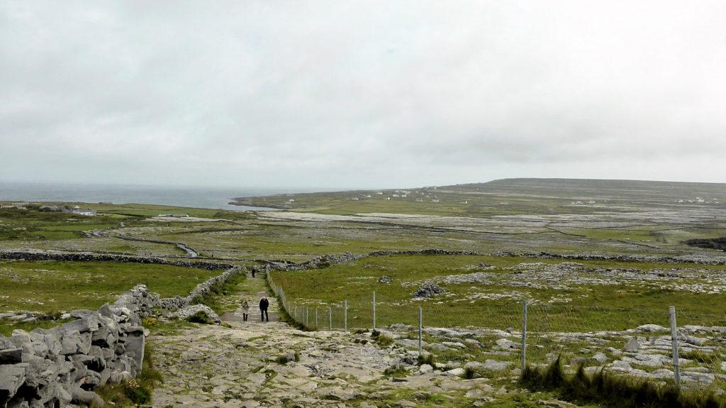 Inishmore Aranøerne Aran islands