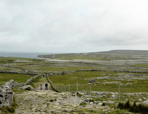 Inishmore Aranøerne Aran islands. Vores rejser i 2017