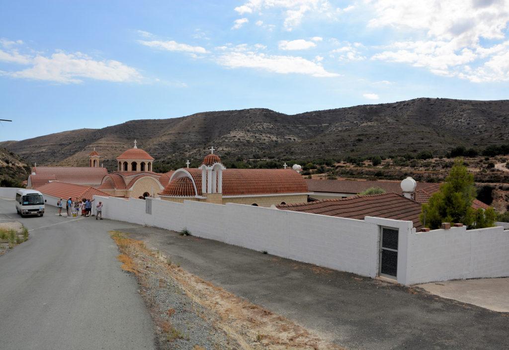 Cypern Klostret udefra