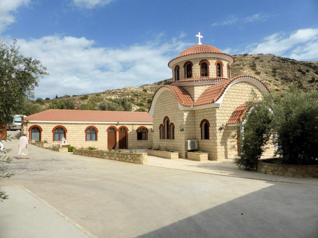 Klostret i bjergene