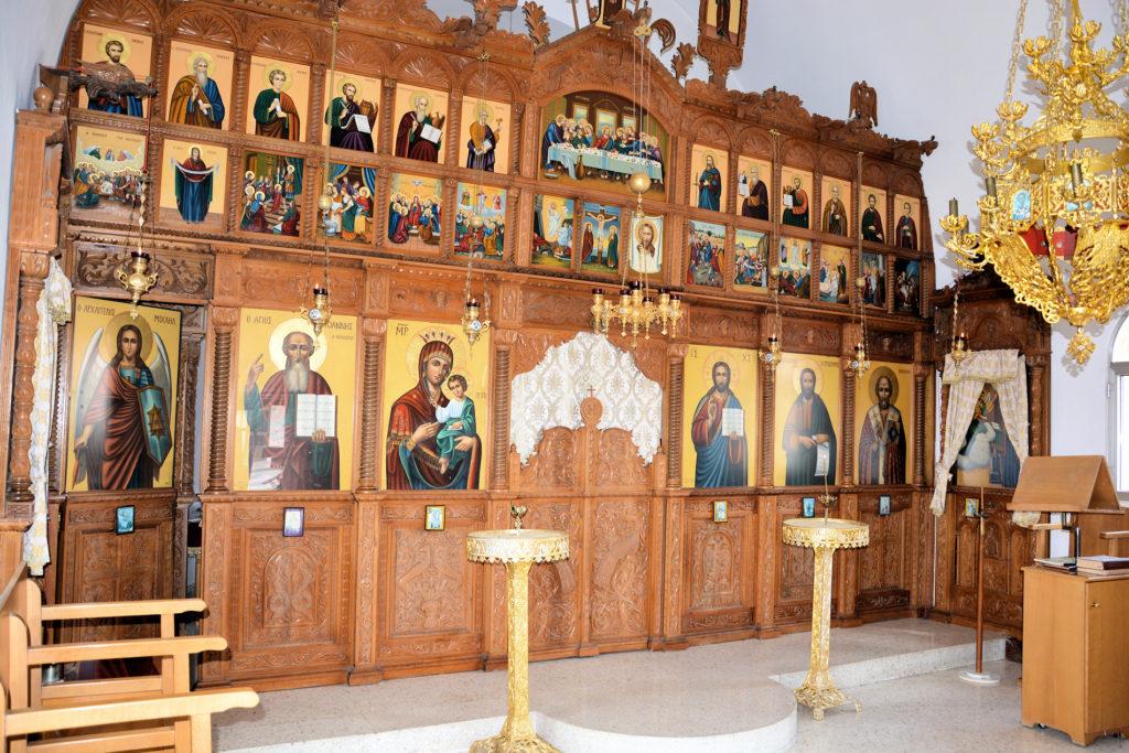 Cypern klosterkirken