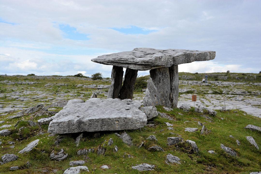 Stendysse på The Burren