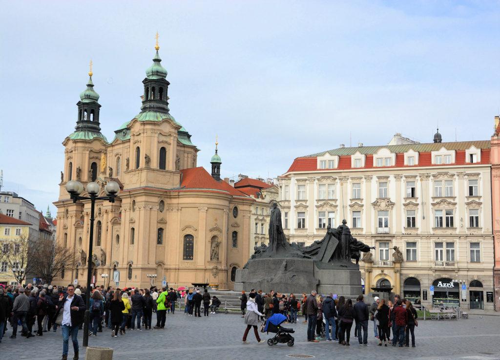 Stare Maestro i Prag