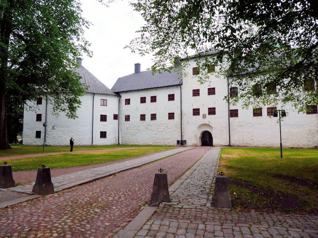 Slottet i Turku