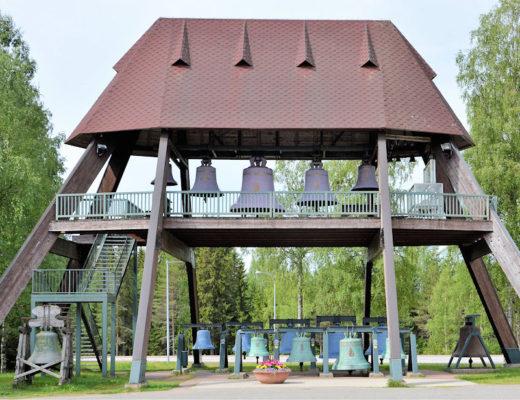 Klokkerne Vaskikello Finland