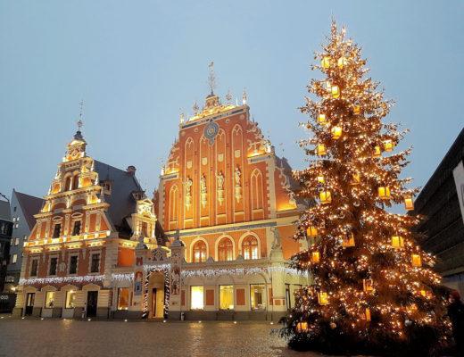 Julestemning i Riga