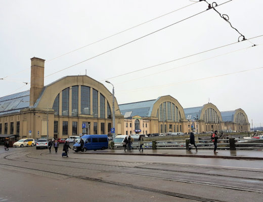 Centralmarkedet i Riga
