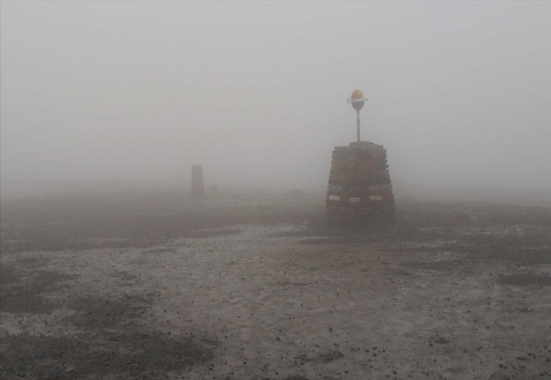 Uvejr på Nordkap