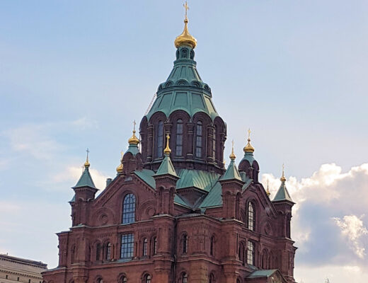 Uspenski katedralen, Helsinki
