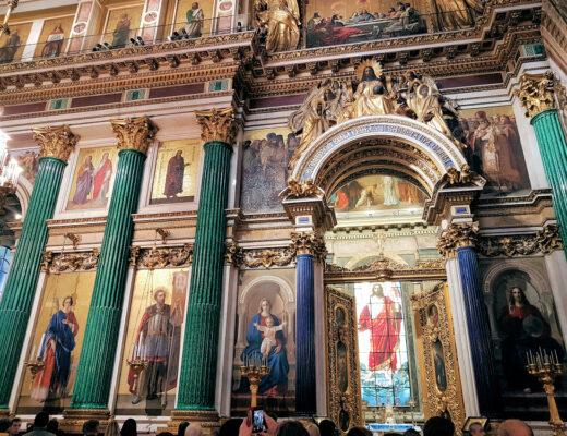 Formiddag i Skt. Petersborg