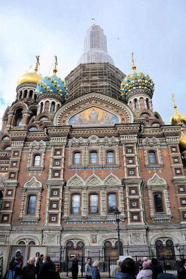 Blodskirken i Skt. Petersborg